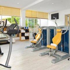 Melia Cala Dor Boutique Hotel фитнесс-зал фото 4