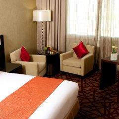 Отель Crowne Plaza Dubai - Deira Дубай комната для гостей