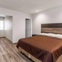 Отель Travelodge by Wyndham Rosemead США, Роузмид - отзывы, цены и фото номеров - забронировать отель Travelodge by Wyndham Rosemead онлайн комната для гостей фото 5
