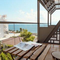 Отель Epirus Hotel Албания, Саранда - отзывы, цены и фото номеров - забронировать отель Epirus Hotel онлайн балкон