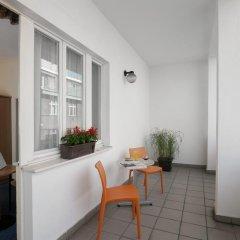 Hotel Andante балкон