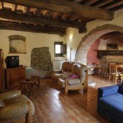 Отель Agriturismo Acqua Calda Монтоне комната для гостей фото 4