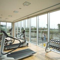 Отель NH Orio Al Serio фитнесс-зал