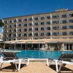 Отель RVHotels Nieves Mar пляж
