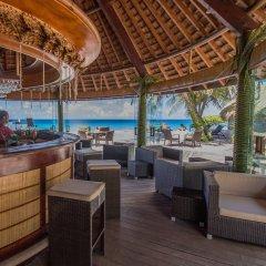 Отель Le Maitai Rangiroa гостиничный бар
