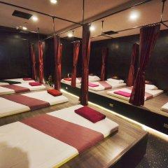 Отель The Heritage Hotels Bangkok Бангкок спа