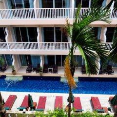 Отель Baan Karonburi Resort пляж фото 2