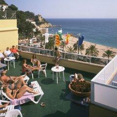 Отель Athene Neos Испания, Льорет-де-Мар - 1 отзыв об отеле, цены и фото номеров - забронировать отель Athene Neos онлайн балкон