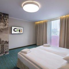 Citi Hotel's Wroclaw комната для гостей фото 4