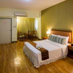 Отель Regent Ramkhamhaeng 22 Таиланд, Бангкок - отзывы, цены и фото номеров - забронировать отель Regent Ramkhamhaeng 22 онлайн комната для гостей фото 2