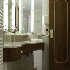 Отель Splendid Италия, Гальциньяно-Терме - 3 отзыва об отеле, цены и фото номеров - забронировать отель Splendid онлайн ванная фото 2