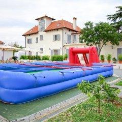 Отель Villa Strampelli бассейн