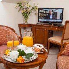 Отель St.george Прага в номере