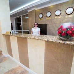 Гостиница Эмеральд интерьер отеля