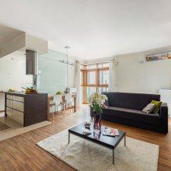 Отель P&O Apartments Arkadia 8 Польша, Варшава - отзывы, цены и фото номеров - забронировать отель P&O Apartments Arkadia 8 онлайн комната для гостей фото 5