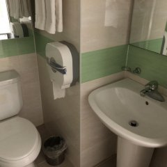 Galaxy Hotel ванная