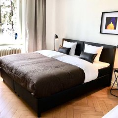 Апартаменты Viadukt Apartments комната для гостей