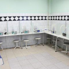 Гостиница Sanatoriy Salut в Железноводске отзывы, цены и фото номеров - забронировать гостиницу Sanatoriy Salut онлайн Железноводск гостиничный бар
