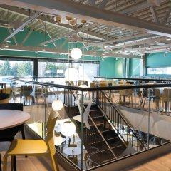 Thon Hotel Gardermoen гостиничный бар