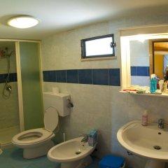 Отель Holiday Sun Lodge Appartamento Vacanze Джардини Наксос ванная фото 2