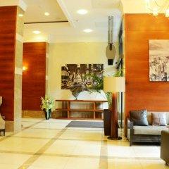 Гостиница CityHotel интерьер отеля фото 3