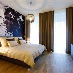 Отель Vienna Westside Apartments Австрия, Вена - отзывы, цены и фото номеров - забронировать отель Vienna Westside Apartments онлайн комната для гостей фото 4