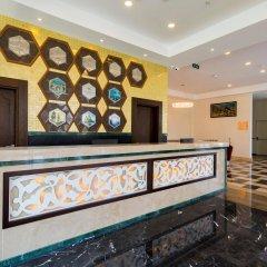 Отель Crystal Waterworld Resort And Spa Богазкент интерьер отеля