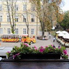 Гостиница На Площади балкон