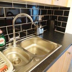 Апартаменты CDP Apartments Kelvinhall Глазго в номере фото 2