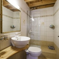 Отель Camelot Hotel Греция, Родос - отзывы, цены и фото номеров - забронировать отель Camelot Hotel онлайн ванная фото 2