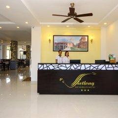 Viet Long Hoi An Beach Hotel интерьер отеля