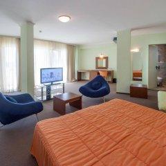 Отель JERAVI Солнечный берег комната для гостей фото 2