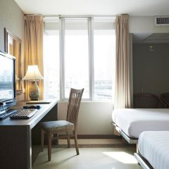 Отель Bangkok City Suite Бангкок удобства в номере