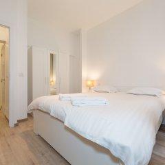 Отель Compagnie des Sablons Apartments Бельгия, Брюссель - отзывы, цены и фото номеров - забронировать отель Compagnie des Sablons Apartments онлайн комната для гостей фото 4