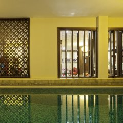 Little Hoian Boutique Hotel & Spa Хойан бассейн фото 2