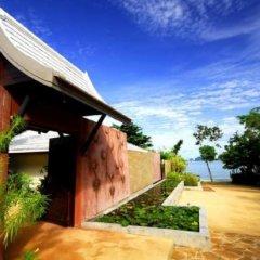 Отель Anyavee Tubkaek Beach Resort парковка
