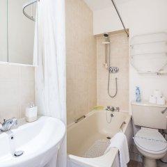 Отель CDP Apartments Knightsbridge Великобритания, Лондон - отзывы, цены и фото номеров - забронировать отель CDP Apartments Knightsbridge онлайн ванная фото 2