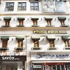 Отель Savoy Hotel Южная Корея, Сеул - отзывы, цены и фото номеров - забронировать отель Savoy Hotel онлайн гостиничный бар