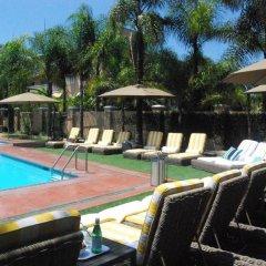 Отель The Hotel Hollywood США, Лос-Анджелес - отзывы, цены и фото номеров - забронировать отель The Hotel Hollywood онлайн бассейн