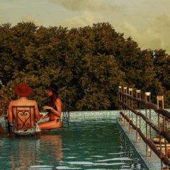 Отель Be Playa Плая-дель-Кармен бассейн фото 2