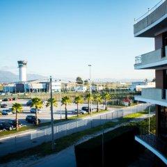 Отель Airport Tirana Албания, Тирана - отзывы, цены и фото номеров - забронировать отель Airport Tirana онлайн балкон
