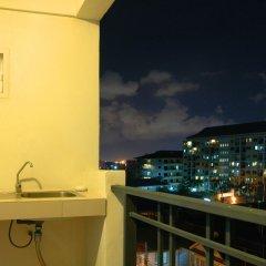 Отель Grand Marina Residence балкон