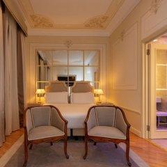 Radisson Blu GHR Hotel, Rome комната для гостей фото 7