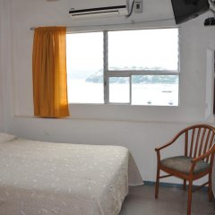 Hotel Oviedo Acapulco комната для гостей фото 3