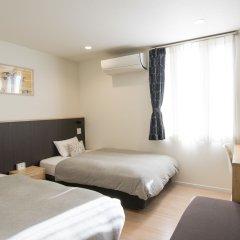 Отель North Gate Inn Abira Япония, Томакомай - отзывы, цены и фото номеров - забронировать отель North Gate Inn Abira онлайн комната для гостей фото 3