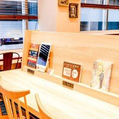 Comfort Hotel Tokyo Kanda балкон