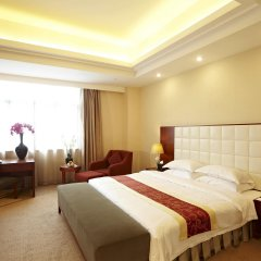 Отель Xi'an Jiaotong Liverpool International Conference Center Китай, Сучжоу - отзывы, цены и фото номеров - забронировать отель Xi'an Jiaotong Liverpool International Conference Center онлайн комната для гостей фото 4