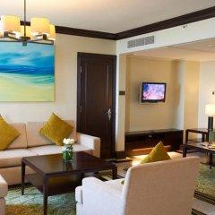 JA Beach Hotel интерьер отеля