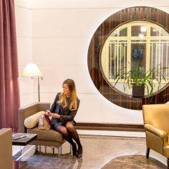 Hotel Alexandra интерьер отеля