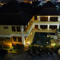 Отель Chaba Garden Resort парковка